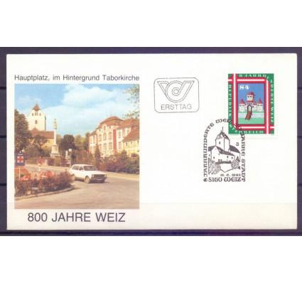 Znaczek Austria 1982 Mi 1709 FDC