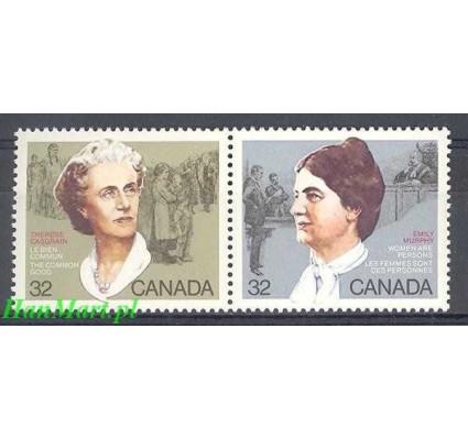 Znaczek Kanada 1985 Mi 946-947 Czyste **