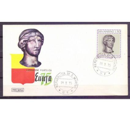 Znaczek San Marino 1975 Mi 1096 FDC