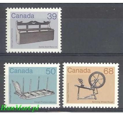 Kanada 1985 Mi 964-966 Czyste **