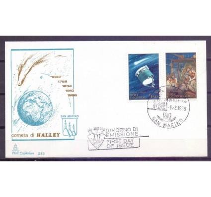 Znaczek San Marino 1986 Mi 1337-1338 FDC