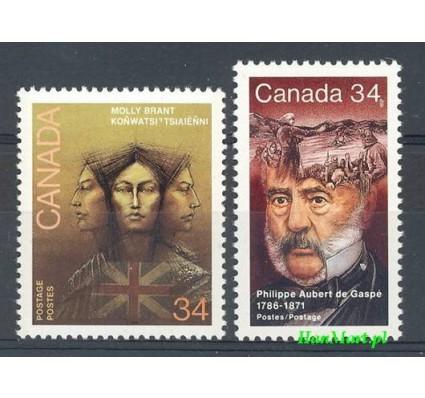Kanada 1986 Mi 992-993 Czyste **