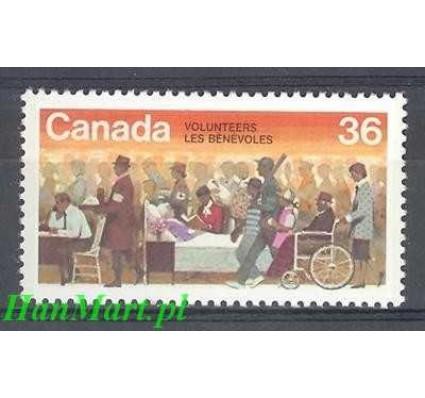 Kanada 1987 Mi 1033 Czyste **