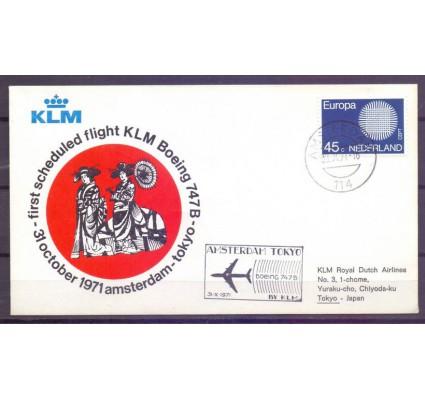 Znaczek Holandia 1970 Mi 943 FDC