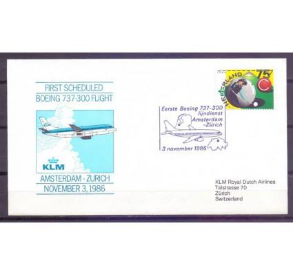 Znaczek Holandia 1986 Mi 1302 FDC