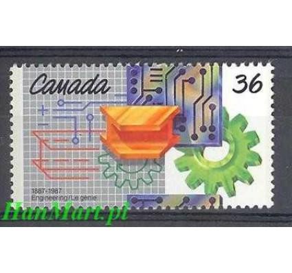 Kanada 1987 Mi 1040 Czyste **