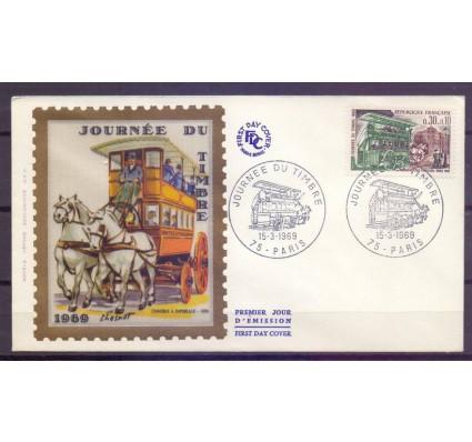Znaczek Francja 1969 Mi 1659 FDC