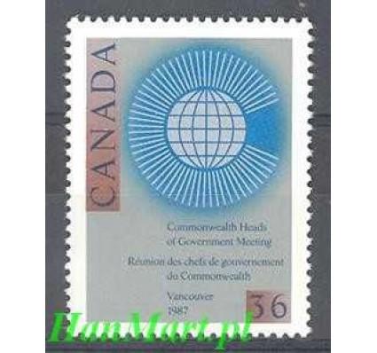 Kanada 1987 Mi 1061 Czyste **