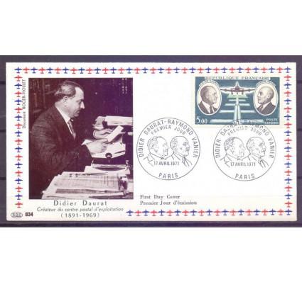 Znaczek Francja 1971 Mi 1746 FDC