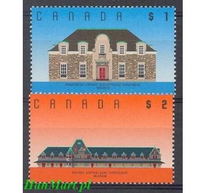 Kanada 1989 Mi 1132-1133 Czyste **