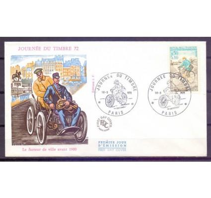 Znaczek Francja 1972 Mi 1784 FDC