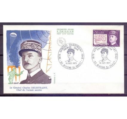 Znaczek Francja 1971 Mi 1769 FDC