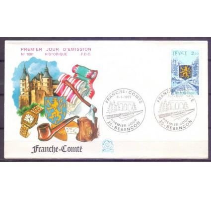 Znaczek Francja 1977 Mi 2006 FDC