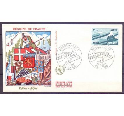 Znaczek Francja 1977 Mi 2008 FDC