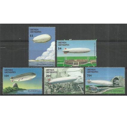 Znaczek Grenada i Grenadyny 1988 Mi 979-980+984-985+988 Czyste **