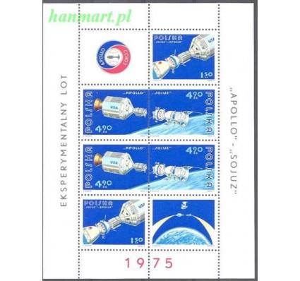 Polska 1975 Mi bl 62 Fi ark A2239-2241 Czyste **