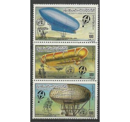 Znaczek Libia 1983 Mi 1209-1211 Czyste **