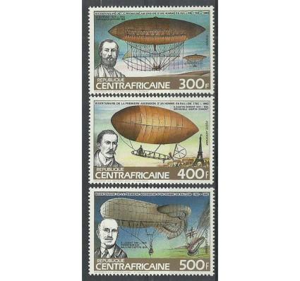 Znaczek Republika Środkowoafrykańska 1983 Mi 978-980 Czyste **