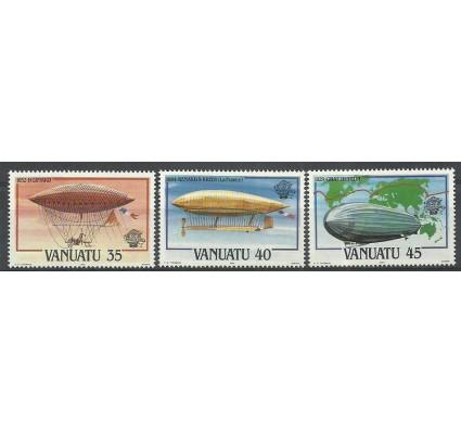 Znaczek Vanuatu 1983 Mi 663-665 Czyste **