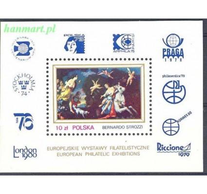 Polska 1979 Mi bl 78 Fi bl 108 Czyste **