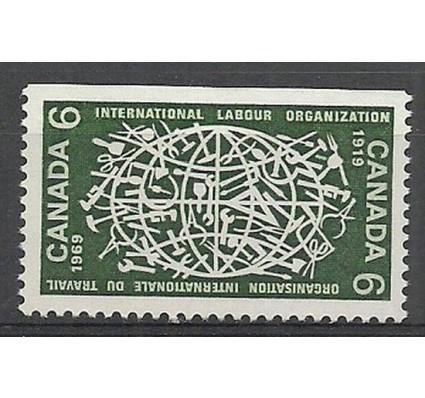 Znaczek Kanada 1969 Mi 435x Czyste **