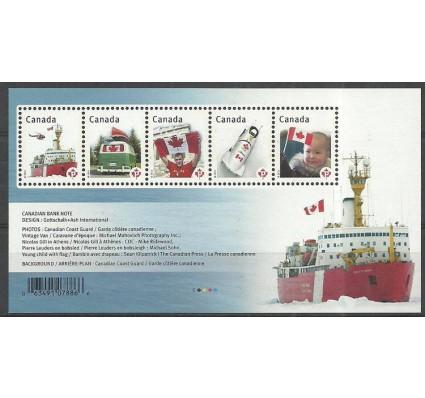 Znaczek Kanada 2012 Mi bl 152 Czyste **
