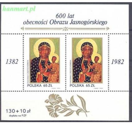 Polska 1982 Mi bl 89 Fi bl 119 Czyste **