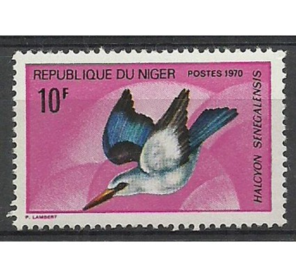 Znaczek Niger 1971 Mi 274 Czyste **
