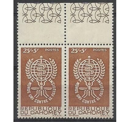 Znaczek Dahomej 1962 Mi 192 Czyste **