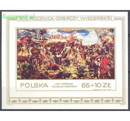 Znaczek Polska 1983 Mi bl 93 Fi bl 123 Czyste **