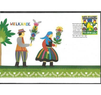 Znaczek Polska 2011 Mi 4511 Fi 4361 FDC