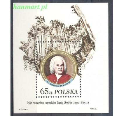 Polska 1985 Mi bl 97II Fi bl 127II Czyste **