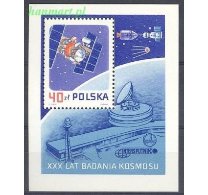 Polska 1987 Mi bl 105 Fi bl 135 Czyste **