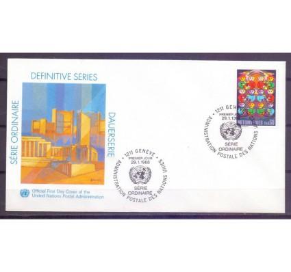 Znaczek Narody Zjednoczone Genewa 1988 Mi 164 FDC