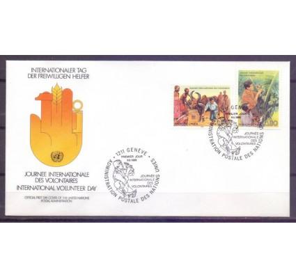 Znaczek Narody Zjednoczone Genewa 1988 Mi 167-168 FDC