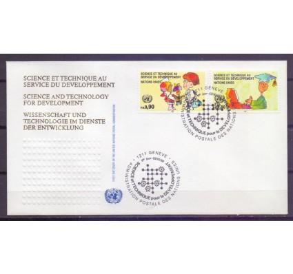 Znaczek Narody Zjednoczone Genewa 1992 Mi 221-222 FDC