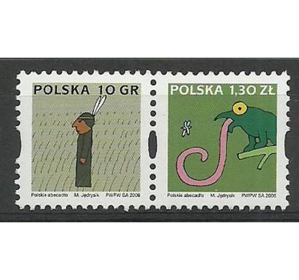 Znaczek Polska 2006 Mi 4266-4267 Fi 4116-4117 Czyste **