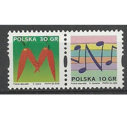 Znaczek Polska 2006 Mi 4271-4272 Fi 4132-4133 Czyste **