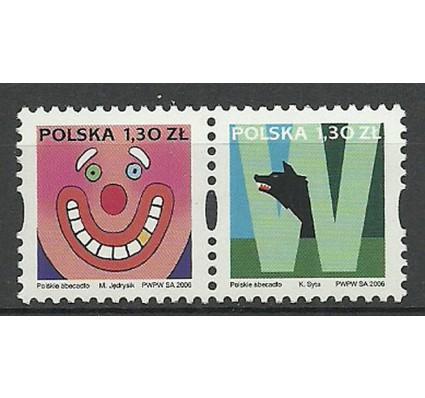 Znaczek Polska 2006 Mi 4279-4280 Fi 4140-4141 Czyste **