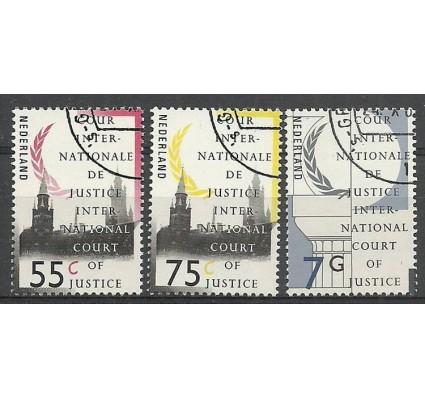 Znaczek Holandia 1989 Mi die 44-46 Stemplowane