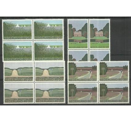 Znaczek Holandia 1980 Mi 1154-1157 Czyste **