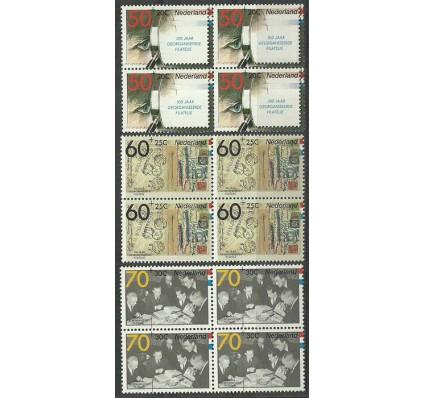 Znaczek Holandia 1984 Mi 1253-1255 Czyste **
