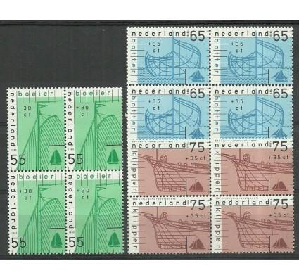 Znaczek Holandia 1989 Mi 1361-1363 Czyste **