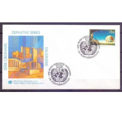 Znaczek Narody Zjednoczone Wiedeń 1990 Mi 99 FDC