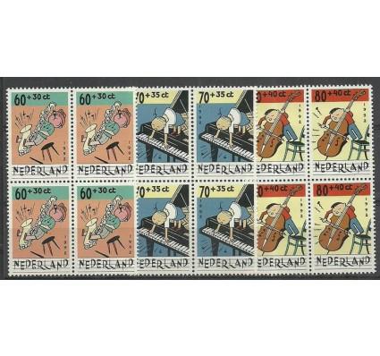 Znaczek Holandia 1992 Mi 1451-1453IA Czyste **