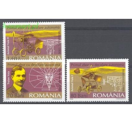 Rumunia 2006 Mi 6046-6048 Czyste **
