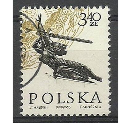 Znaczek Polska 1965 Mi 1605 Fi 1456 Stemplowane