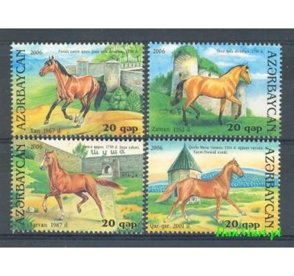 Znaczek Azerbejdżan 2006 Mi 650-653 Czyste **