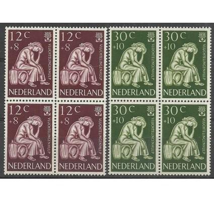 Znaczek Holandia 1960 Mi 744-745 Czyste **