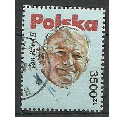 Znaczek Polska 1991 Mi 3339 Fi 3191 Stemplowane